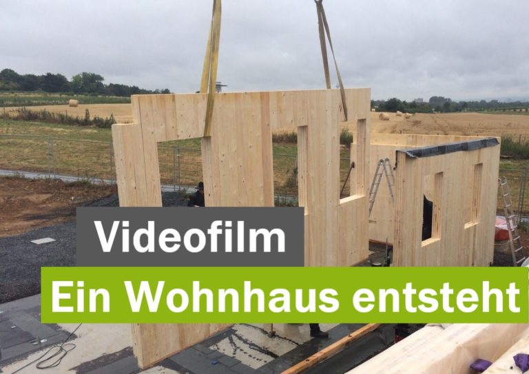 Naturholzhaus Video